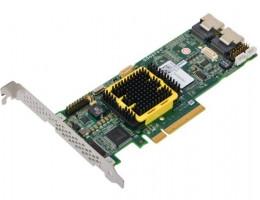 ASR-5805/256 Adaptec 8xSAS/SATA RAID 60, 6, 50, 5EE, 5, 10, 1E, 0, 1, Hybrid RAID, JBOD 256MB PCI-Ex8