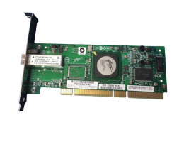 FC5010409-21 A 2Gb SP FC HBA, 133MHZ PCI-X, LC multi-mode optic