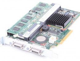 0GP297 Dell PERC5/E PCI-Express SAS SCSI RAID Card /256MB BBU