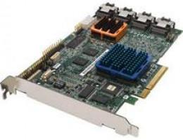 2252900-R 256MB PCI-E x8 SAS/SATAII, RAID, 16port(int 4*SFF8087)