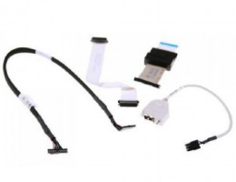 289569-001 Cable Kit - Includes floppy drive cable and cable for Smart Array 5i Plus memory module