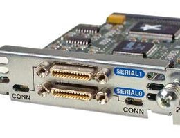 WIC-2T= 2-Port Serial WAN Interface Card