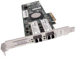 10N7255 4Gbps Dual Port PCIe (x4) FC Adatper