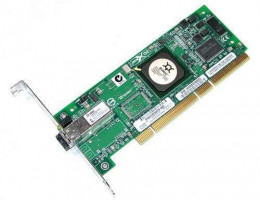 QLA2340 2Gb SP FC HBA, 133MHZ PCI-X, LC multi-mode optic