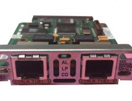 800-22629-05 2-Port 2nd Gen Multiflex Trunk Voice/WAN Int. Card - T1/E1