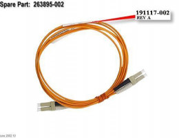 191117-002 2M SW LC/LC FC Multi-mode Cable