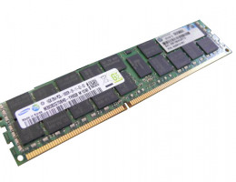 628974-081 16GB (1x16Gb 2Rank) 2Rx4 PC3L-10600R-9 Low Voltage Registered DIMM