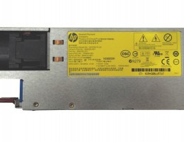 684532-B21 1500W Common Slot Platinum Plus Power Supply