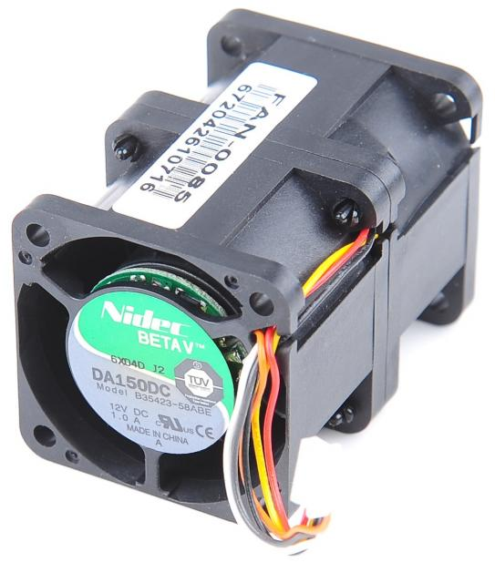 Nidec BETA V DA150DC Dual Rotor Server Fan