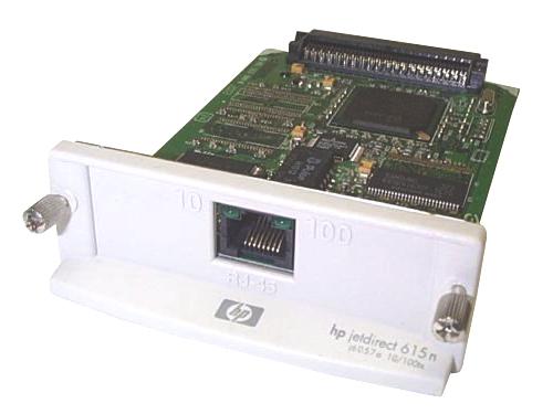 Принт-сервер HP JetDirect 615n Fast Ethernet Internal [J6057A] J6057A