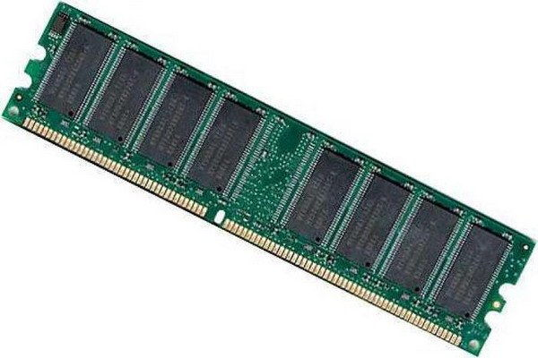 EQ040AV 1GB PC2-3200 DDR400 NON ECC DIMM module