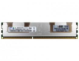 501538-001 16GB (1x16GB) Quad Rank x4 PC3-8500 (DDR3-1066) Registered CAS-7 Memory Kit
