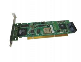 9550SXU-4LP 4xSATA 128Mb Low-Profile PCI-X