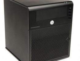 633724-421 HP ProLiant MicroServer AMD AthlonII NEO N36L NHP SATA (Tower AthDC1.3GHz(2Mb)/1x1GBUD/250GB nhp SATA(up to 4)/5-port SATA RAID(0/1)/noDVD/GigEth)
