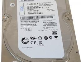 00W1143 1TB 3.5 LFF SATA 7.2k SS HDD