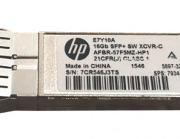 E7Y10A 16Gb SFP+ SW 1-pack XCVR