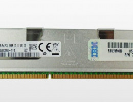 78P0639 16GB PC3-8500 DDR3-1066MHz ECC Registered