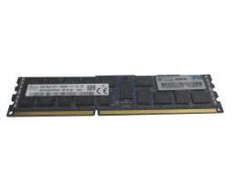 698808-001 DIMM,8GB (1x8GB) Dual Rank x4 PC3-12800R (DDR3-1600) Registered CAS-11,RoHS