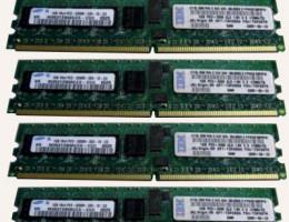 38L5093 1GB PC2-3200 1GB ECC DDR2 Chipkill SDRAM RDIMM