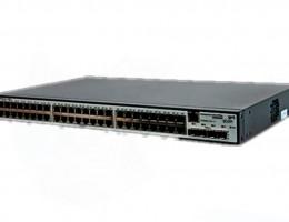 JE009-61002 48x10/100/1000Base-T, 4-ports SFP, 19