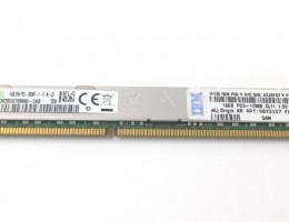 90Y3157 16GB 2Rx4 PC3-12800R-11-11-N1-D3 M392B2G70BM0-CK0 НИЗКОПРОФИЛЬНАЯ с радиатором