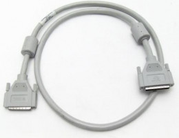 C5742A 1.5m external SCSI Cable (LVD/SE) 68 pin HD to 68 pin HD