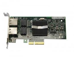 D50868-003 Pro/1000 PT Dual Port Server Adapter i82571EB 2x1Гбит/сек 2xRJ45 LP PCI-E4x