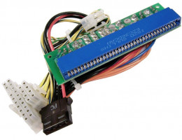 CSE-PT813-PD520 1U Power Distributor Backplane