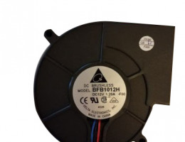 BFB1012H-F00 12v DC 3-Wire 1.20a Blower Fan