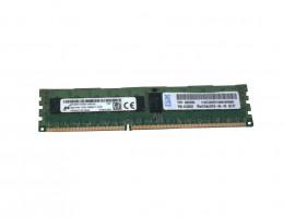 00D5036 8GB 1R PC3-12800 DDR3-1600MHz ECC Reg 1.35V LV