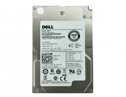 "0H8DVC 15K3 300Gb (U600/15000/64Mb) SAS 6G 2,5"""