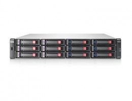 AJ790A StorageWorks MSA2012i SAN starter kit (incl 1xMSA2012iSC(AJ746A), 1xProCurve 1400-8G (J9077A), 4xCat 5e 4,3m Cbl(C7536A))