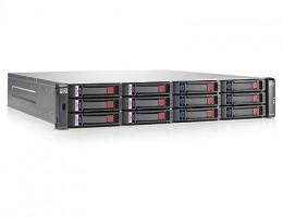 AJ791A StorageWorks MSA2012fc SAN starter kit (incl 1xMSA2012SC(AJ742A), 1x4/8 base SAN switch(A7984A), 4xSFP(A7446B), 2xFCA1142(AE311A), 4x5m LC-LC Cbl)