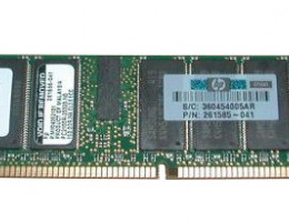 261585-041 1GB REG PC2100 ALL (DL380G3/DL360G3/ML370G3/DL560)