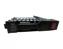 817011-B21 1.92TB 6Gb SATA 2.5 MU PLP SC S2