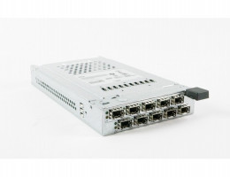 0JJ606 10 Ports Fibre GBIC Pass Through Module