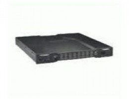 SB2A-16A 16-port, 2-Gbit FC Switch front to rear air flow
