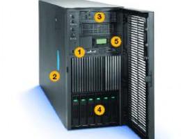 SC5300BRP Корпус SC5300BRP Xeon/800Bus [24+8] 730Wt Hot Swat E-ATX 5U