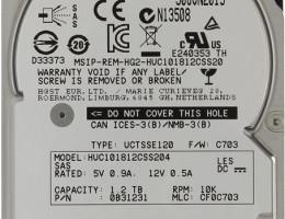 """HUC101812CSS204 1.2TB 10K 2.5"""" SAS 12Gb"""