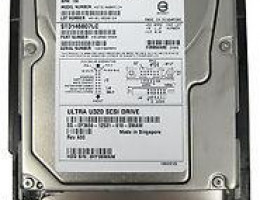 RS-146G10-SAS-T10-1603-DD 146G Seagate 10K RPM SAS Disk drive in carrier