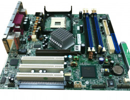 323091-001 D530 i865G s478 HT 4DualDDR400 2SATA U100 AGP8x 3PCI SVGA ADI-6ch LAN1000 mATX