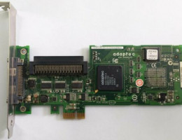 ASC-29320LPE 1 канал, PCI Express (PCIe) x1, низкий профиль, Ultra320 SCSI