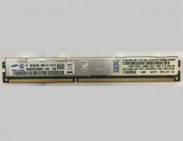 49Y1528 16GB 2Rx4 1.35V PC3L-10600 CL9 ECC DDR3 1333MHz
