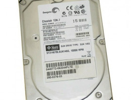 "390-0276-02 146GB 10000 rpm SCSI (80 pin) 3.5"" HDD"