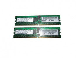 09N4307 DDR 512MB PC2100 ECC REG DIMM (x225, x235, x335, x345)