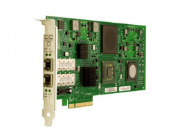 QLE8042-CK 10Gb DP FCoE CNA, x8 PCIe, no transceivers installed