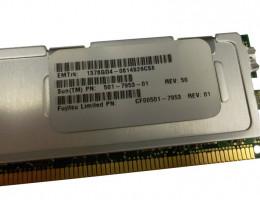501-7953-01 2GB PC2-5300 FBD DDR2