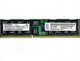 49Y1565 16Gb PC3L-10600R-9 REG ECC Dual Rank Low Voltage LP