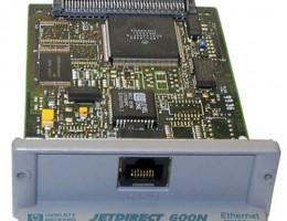 J3110A Принт-Сервер JetDirect 600n Fast Ethernet Internal