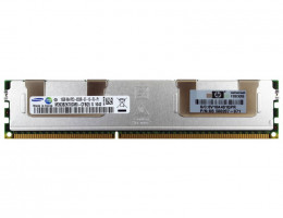 595098-001 16GB (1x16GB) Quad Rank x4 PC3-8500 (DDR3-1066) Registered CAS-7 Memory Kit